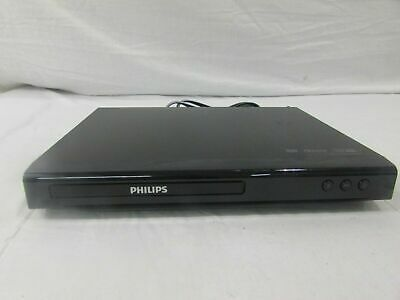 Philips DVP2800 Scart DVD Player With DivX Black - No Remote