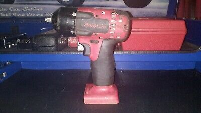 Snap On Cteu10a Red 18v 3/8 Impact Gun