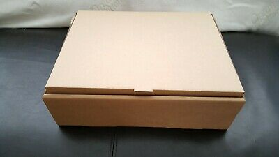 Brown Shipping Cardboard Boxes Postal Mailing Gift Packet Small Parcel