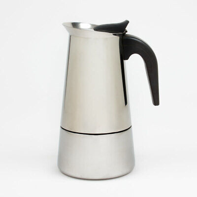 TREND'UP - CAFETIERE INOX 18/8 INDUCTION 6 TASSES Inox 10 cm TREND'UP