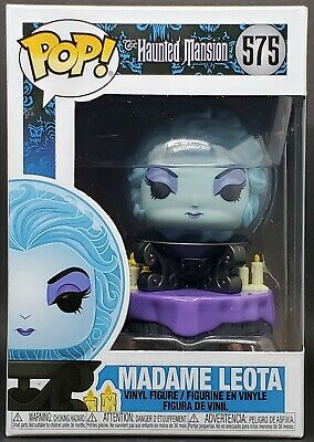 Funko Pop! Disney #575 The Haunted Mansion - Madame Leota *Mint*