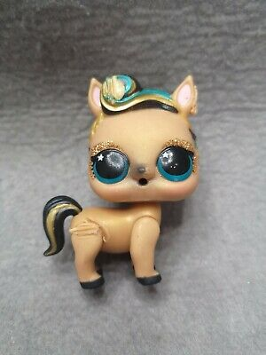 DEFECT PET ONLY  LOL Surprise Dolls Supreme Pet LIMITED EDITION Lucky Luxe Pony