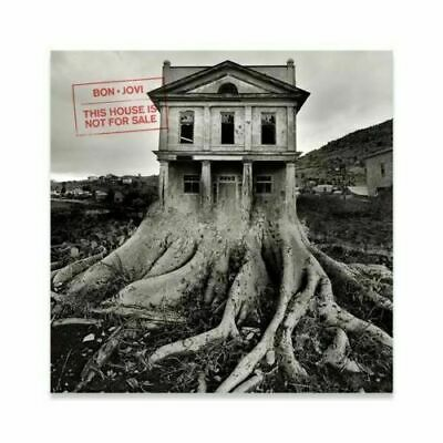 This House Is Not for Sale by Bon Jovi CD, FACTORY SEALED