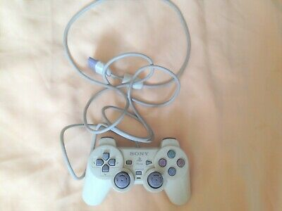 Official Genuine PSone Controller - White – ps1 playstation 1 – sony - oraginal