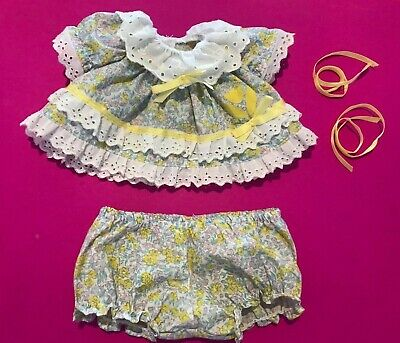 My Child Doll Original Aussie Tulip Flare Outfit, Minty!!! + Fairy Ribbons