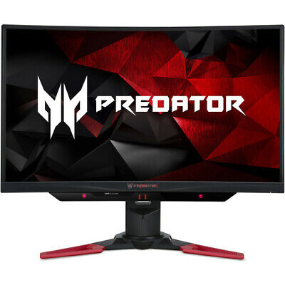 "Acer Predator 27"" Widescreen LCD Monitor Display WQHD 2560 x 1440 4 ms"