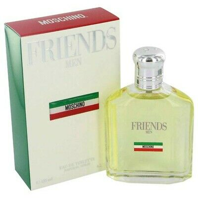 Moschino Friends  - 75 Ml / 2.5 Fl. Oz - Eau De Toilette For Men Vaporizador