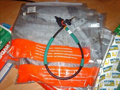 QH Clutch cable Vauxhall Astra MkI Mk1 1.2 1.3 1.6 1.8i GTE 1979 - 1984