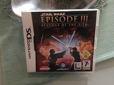 Star Wars Episode III Revenge Of The Sith DS - Nintendo / 3DS / DS