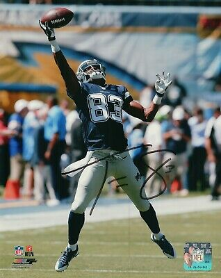 Terrance Williams Autographed 8x10 Photo  Dallas Cowboys
