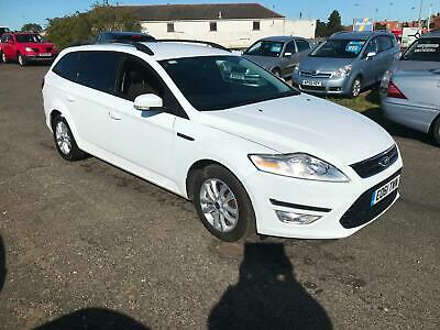 61 Ford Mondeo 2.0TDCi 140 Zetec estate one owner from new
