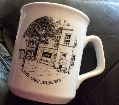 Last Of The Summer Wine Sids Cafe Holmfirth Collectors Mug