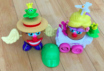 Toy Story Mr & Mrs Potato Head Mini Figures
