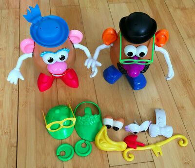 Playskool Toy Story Mr & Mrs Potato Head Learning Toy