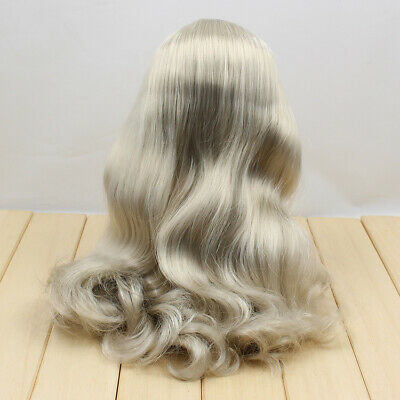 Grey Hair Color Vintage Curly Hair for Dolls NEW Packs Unopened