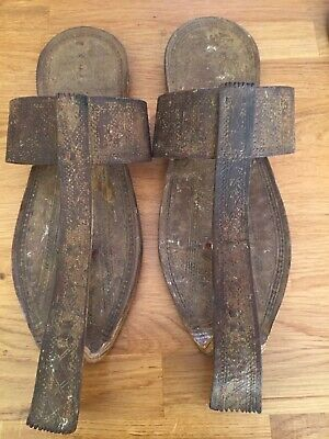 Egyptian Sandals Very Rare