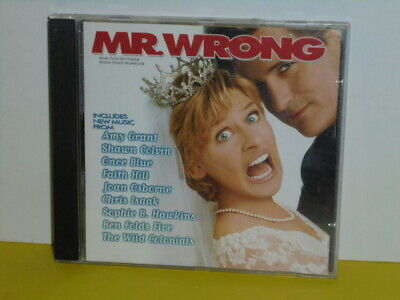 Cd - Mr. Wrong  - Ost