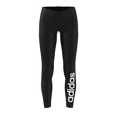 Leggins ADIDAS ESSENTIALS LINEAR Donna Palestra Sport DP2386 NERO