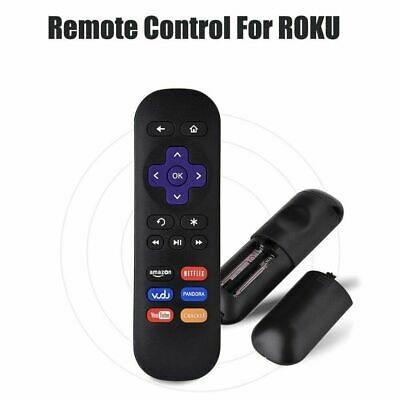 New Replacement Remote Control for Roku 1 2 3 4 HD XD XS rc box ro-ku compatible