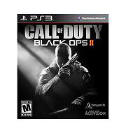 Call of Duty Black Ops II / COD BO2 - SONY PlayStation 3 PS3 Action/Shooter Game