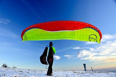 Eazy Air Design Paraglider - Size Small, Like New