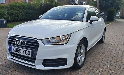 Audi A1 Se Tfsi Manual 3 Door Hatchback Facelift In White, Full Audi S/History