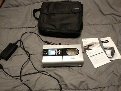 Resmed S9 CPAP with filters Bag Power supply Manuals