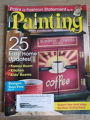 Painting Magazine August 2008 Decorative