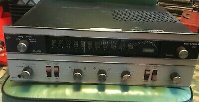 Vintage Fisher 200 T Stereo Receiver The Fisher 200