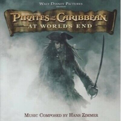 Ost/Hans Zimmer-Pirates Of The Caribbean 3-At World's End  Cd 13 Tracks Neuf