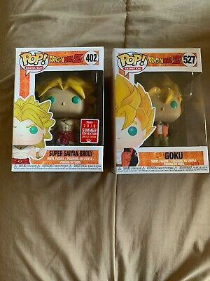 Funko Pop Dragon Ball Z Broly #402