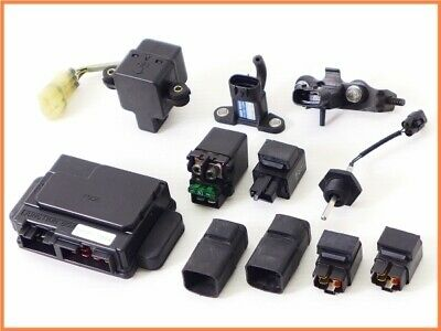 2000 KAWASAKI ZX-12R Genuine Fuse BOX & Relay Set kkk