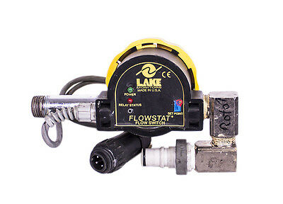 Lake Flowstat Flow Switch RCB03BESLF