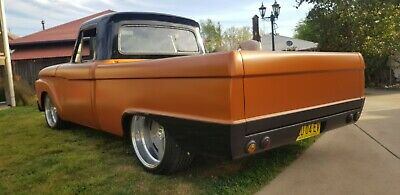 1966 Ford F100 Custom Pickup Truck Not Chev , Holden or Hotrod