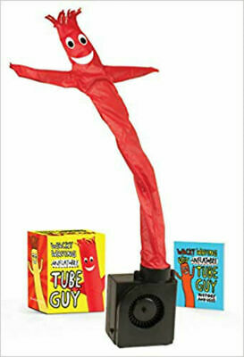 💖 💛 Mini Wacky Waving Inflatable Tube Guy (Miniature Desktop Editions) 💖 💛