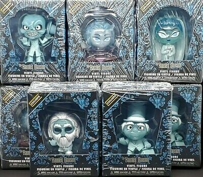10% Off 2 Funko Mystery Minis Haunted Mansion Hot Topic Exclusives GITD