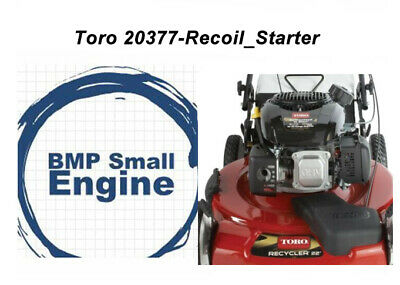 Recoil Pull Starter For 140cc Poulan Pro PR500N21SH Mower 961120124 01