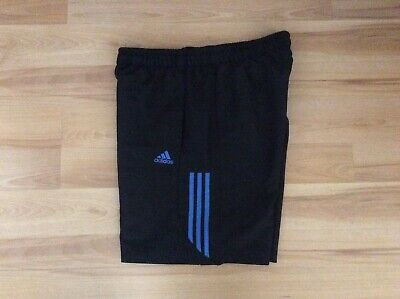 Adidas  Climalite Mens Training Shorts Size L In Vgc