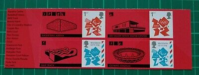 2012 London  Olympic Games  Set Of 4 Smilers