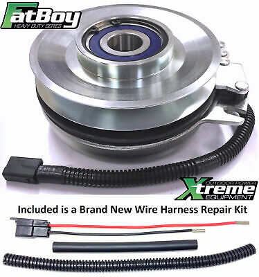 Free Upgraded Bearings PTO Blade Clutch For Yazoo Kees 103245 Electric