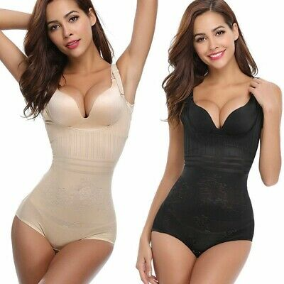 Women Compression Full Body Shaper Reductoras Colombianas Bodysuit Post Surgery