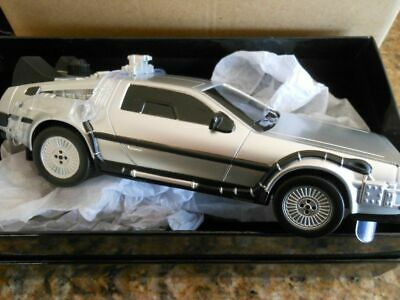 2015 $1 Back to the Future - Delorean 1 oz Silver Proof Coin and Car