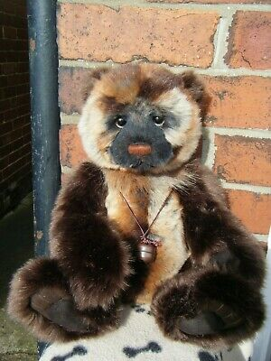 CHARLIE BEARS Silkie (QVC exclusive / Secret Collection)