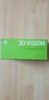 Nvidia 3D  Vision Extra Glasses, for gaming and movie nights