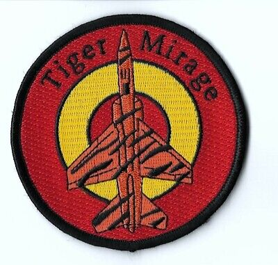 PATCH SPAIN ALBACETE AB 14Th WING MIRAGE F1M TIGER
