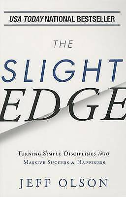 The Slight Edge by Jeff Olson (PDF Book) Personal Development MLM