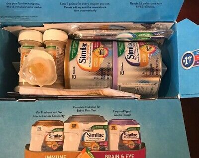 Similac Pro-Sensitive Immune Support Infant Formula Ready to Feed & Cans