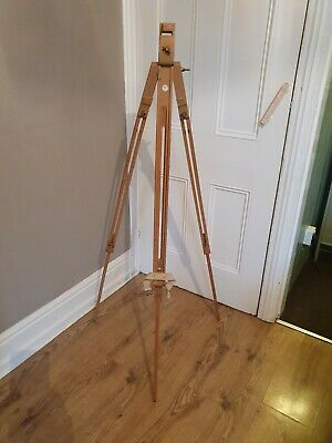 Vintage Winsor And Newton Easel