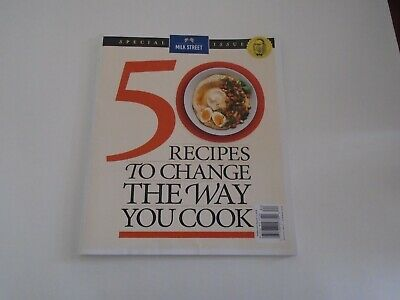 Christopher Kimball's Milk Street Special Issue- 50 Recipes Summer 2018 Magazine