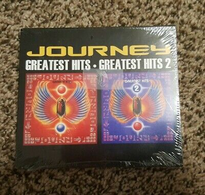 Journey Greatest Hits 1 & 2  two CD set